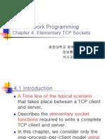 Chapter04 Elementary TCP Sockets