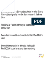Flexi Edge BTS-Ext Alarm