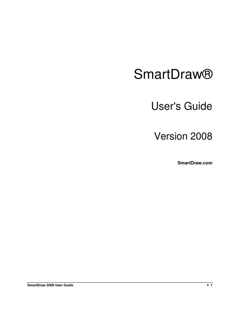 smartdraw user s guide tab gui button computing rh scribd com SmartDraw Software smartdraw 2014 user guide