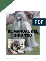 El Manual Del Shih Tzu