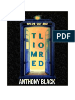 Anthony Black - Time Lord