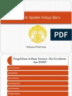 PPT PKPA apotek