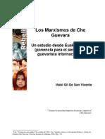 Los Marxismos Del Che Guevara