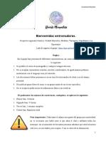 Reglas e instrucciones - Incursiones Hayuelos
