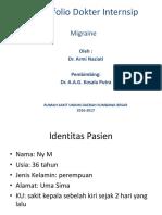 Portofolio Migraine