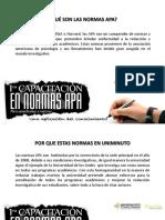 NORMAS DE REDACCIÓN.ppt