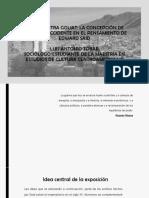 Presentacion ponencia sobre Said