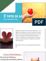 3 TIPOS DE AMOR.pptx