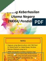 Bidang Keberhasilan Utama Negara NKRA (2)
