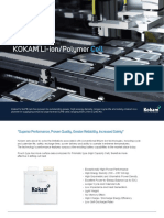 KOKAM-SLPB-Cell-Brochure