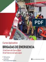BRIGADAS DE EMERGENCIA 35%