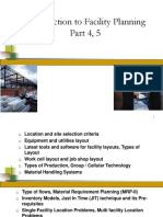 Facility Planning - Layout Process 4 (1)