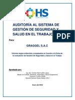 Auditoria de SST