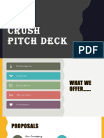 Deal Crush pitch deck