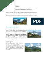 Volcán Tajumulco.docx