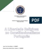 A Liberdade Religiosa na historia constitucional portuguesa