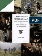 Riv.CAI_Napoli - L'Appennino Meridionale-AnnoV-FascII(2008)