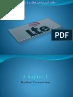 Basics Of LTE