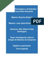 Colegio de Notarios del Estado de Campeche