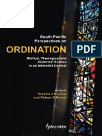Graeme J. Humble, Robert K. McIver, editors - South Pacific Perspectives on Ordination_ Biblical, Theological and Historical Studies in an Adventist Context-Avondale Academic Press (2015).pdf