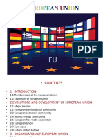 EUROPEAN UNION PPT