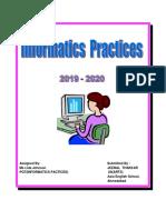 informatics project college management