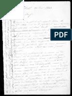 Diario de viaje, 1830-1838