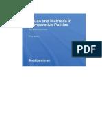 Landman, Todd.- Temas y Métodos en Política Comparada (2008) REAL