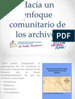 archivos comunitarios