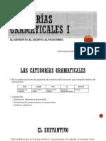 CATEGORÍAS GRAMATICALES I.pptx