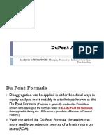 2. DuPont Analysis