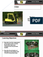 Drive Axle Overview