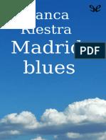 Riestra, Blanca - Madrid Blues [53093] (r1.0)