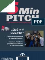 5 Min Pitch 2018