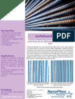 SurfaGuard Metals PDS EN