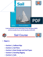 USPS Sail—Part 01 Section 01, Sailboat Rigs