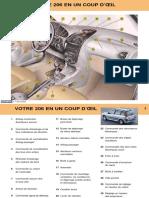 Handbuch Peugeot 206 2002