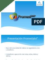 Presentación Capacitación Promed 360 C1