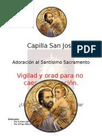 ACTO DE REPARACIÓN AL SANTÍSIMO SACRAMENTO
