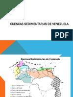 Cuencas Sedimentarias de Venezuela - el Petroleo
