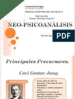 Neo-Psicoanálisis Exposicion.