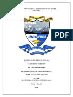 Pluralismo Juridico en Ecuador.docx