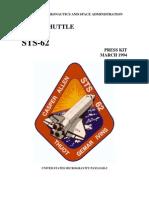 STS-62 Press Kit
