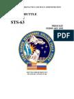 STS-63 Press Kit