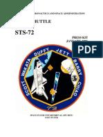 STS-72 Press Kit