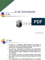 ELEMENTOS DE CONMUTACION - EL RELE