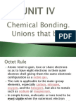 Chemical Bonding - Important Concepts in Inorganic Chemistry