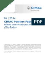 CIMAC_WG17_2014_Apr_Position_Methane_and_Formaldehyde_Emissions