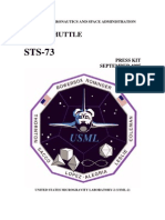 STS-73 Press Kit