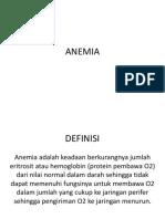 anemia farmasi